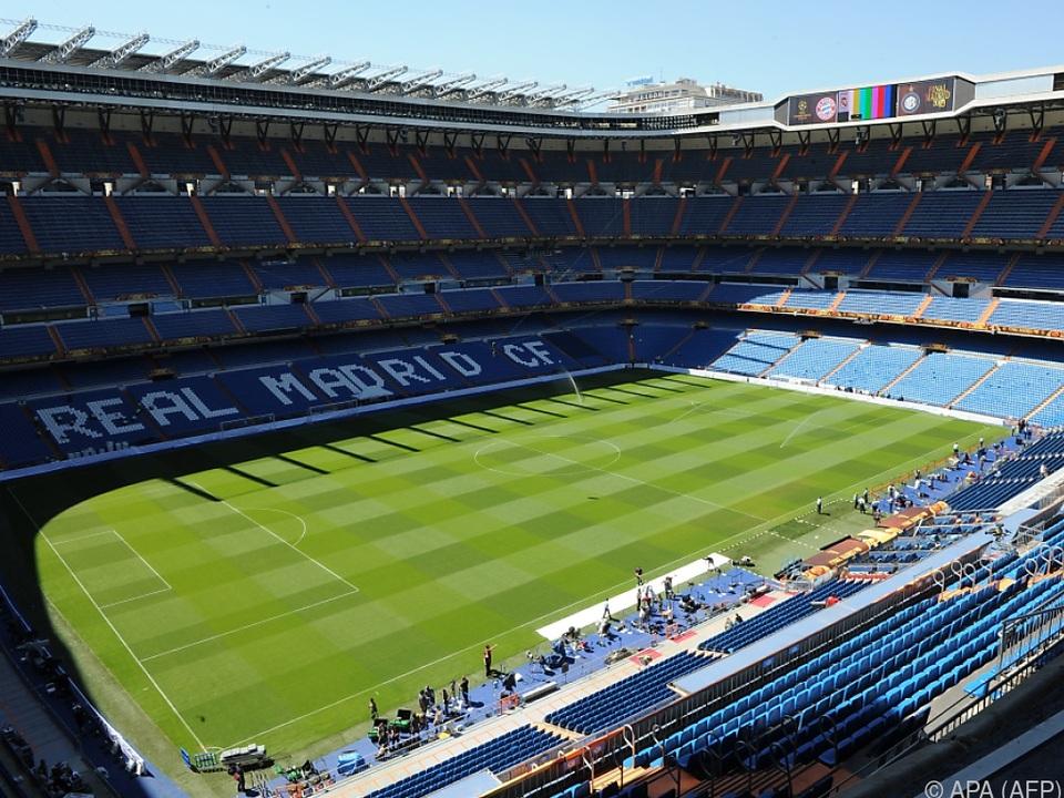 Rückspiel des Copa-Finales in Madrid