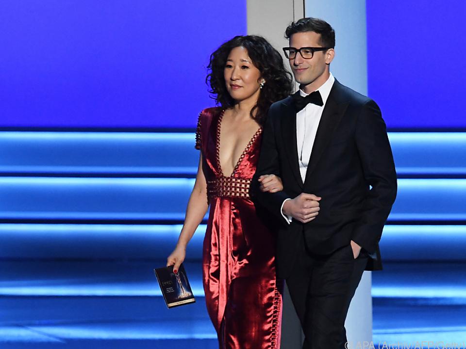 Schauspielerduo als Gastgeber der Golden Globes