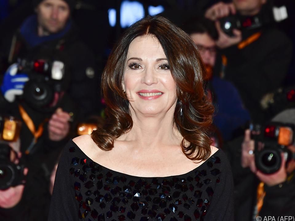 Schauspielerin bekommt den Preis im Jänner