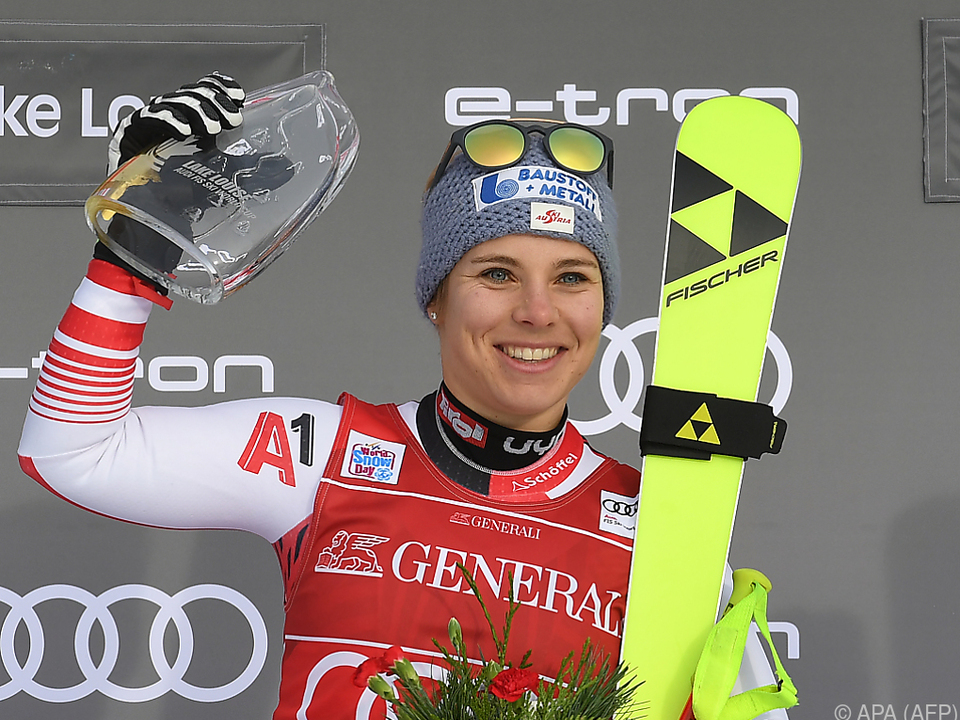 Schnelle Ski für Schmidhofer