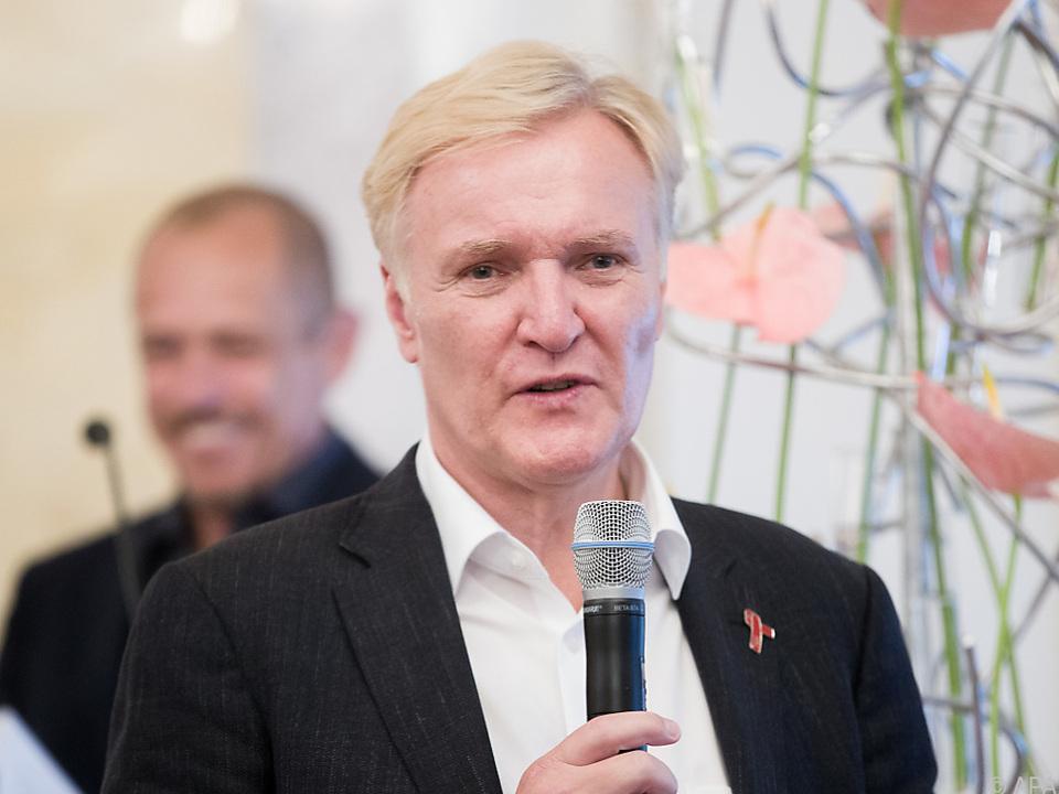 Schröder ist seit 1999 an der Spitze des Museums