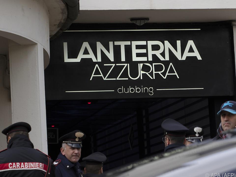 Sechs Menschen kamen in Ancona ums Leben