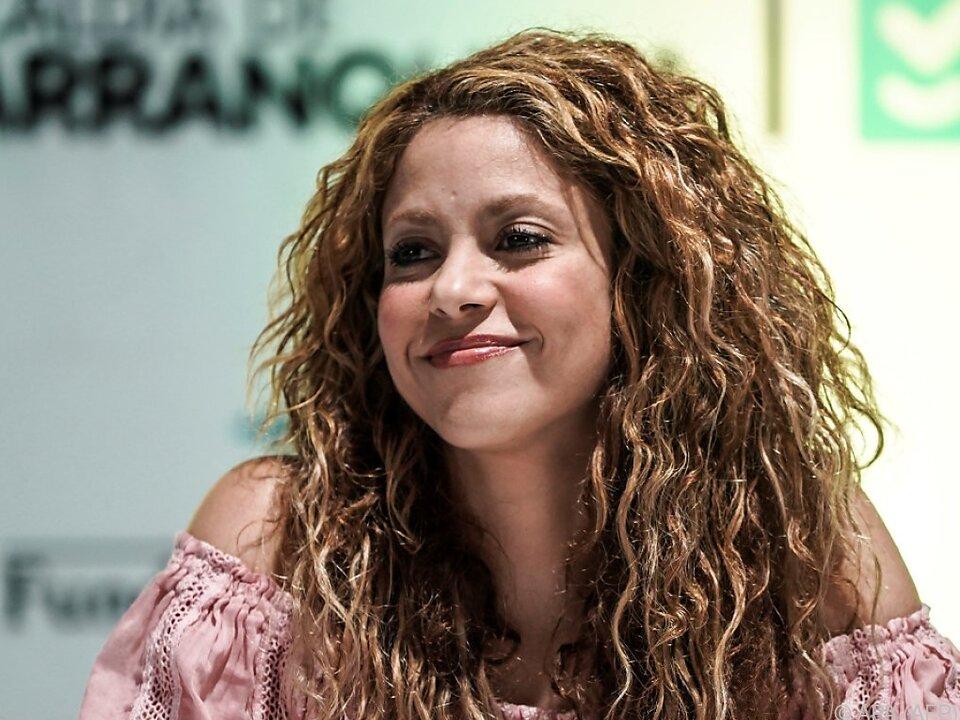 Shakira droht eine Anzeige