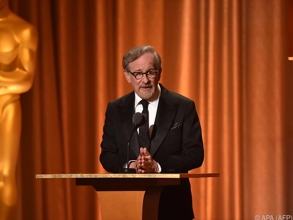 Steven Spielberg appelliert an die Solidarität