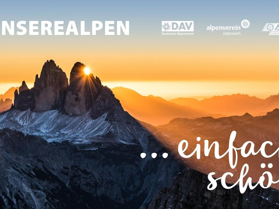 Sujet Unsere Alpen