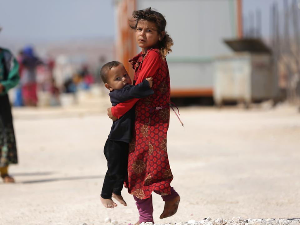 Tausende Mädchen und Buben direkte Opfer von Kriegsgewalt