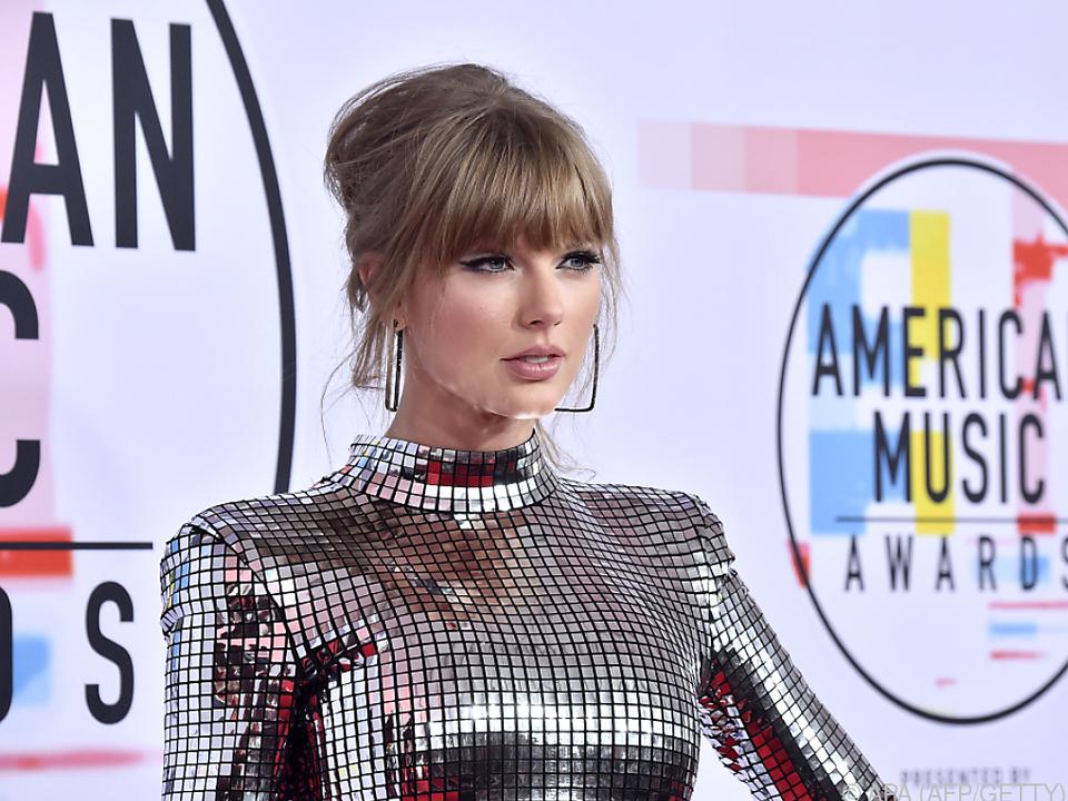 Taylor Swift geht mit Technik gegen Stalker vor