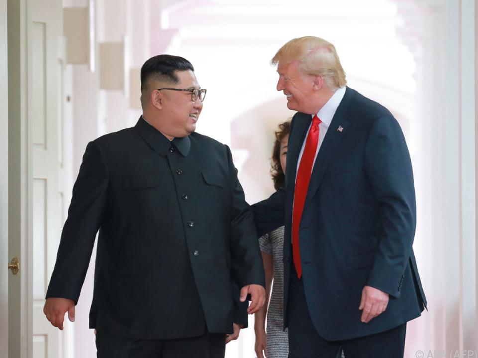 Trump plant weiteres Treffen mit Nordkoreas Machthaber
