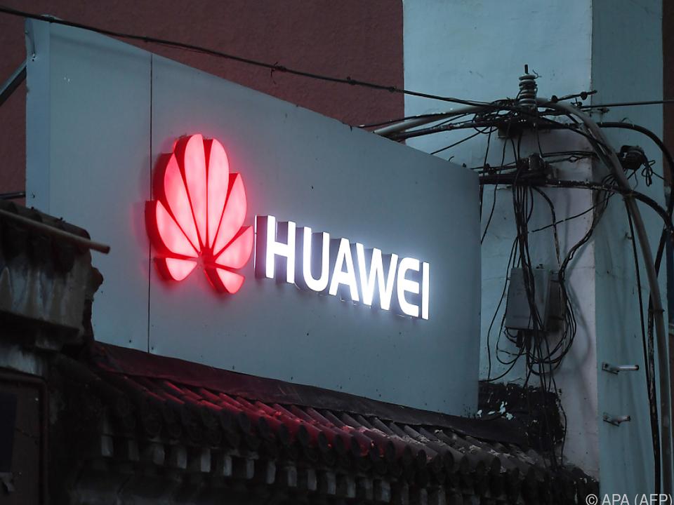 US-Justizbehörden ermitteln gegen Huawei
