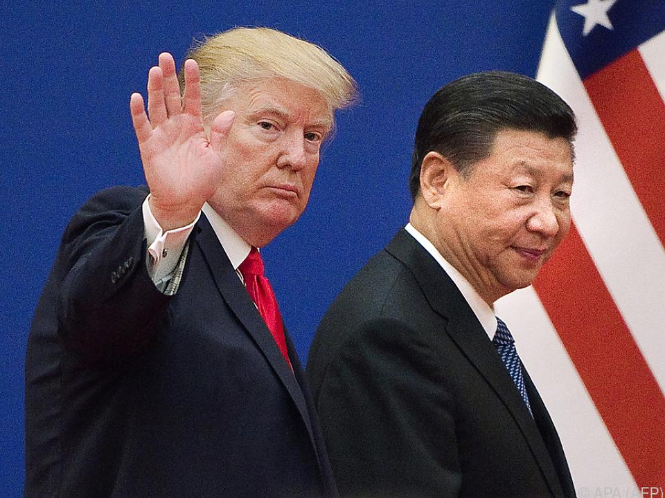 USA und China nähern sich wieder an
