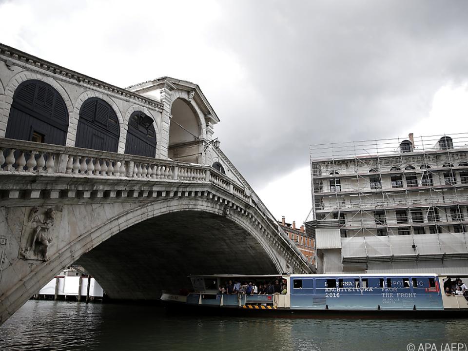 Venedig würde von Eintrittsgeld stark profitieren