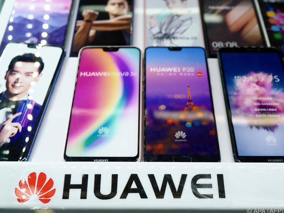 Verhaftung sorgte für Aufregung bei Huawei