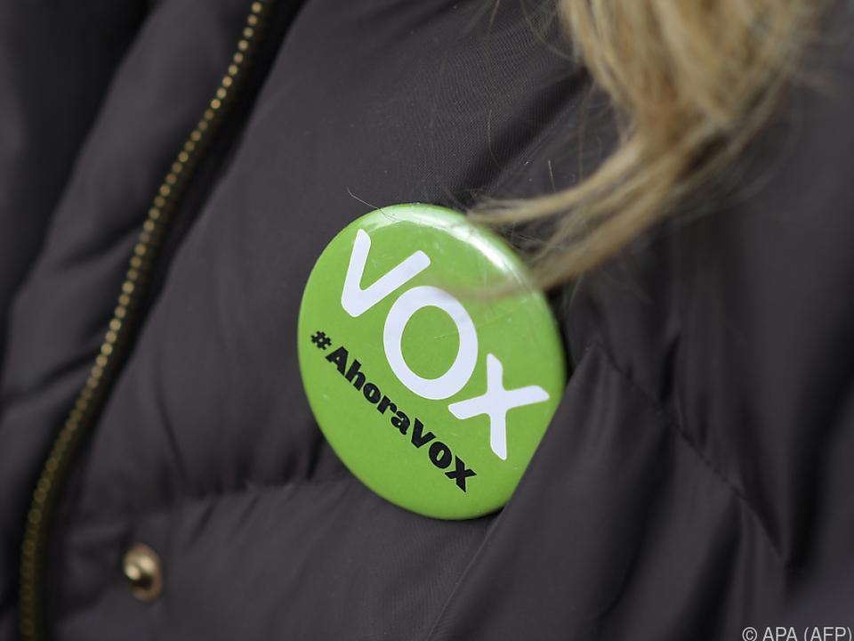 VOX holte deutlich mehr Stimmen als erwartet