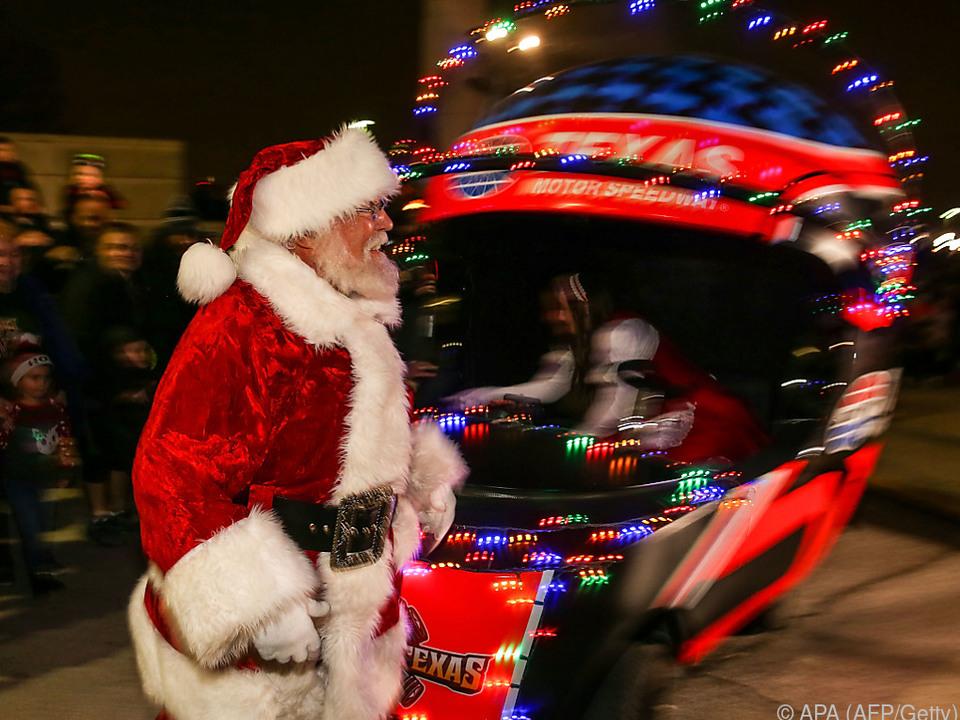 Mehrere Beschwerden: 31-jähriger Weihnachtsmann-Leugner wurde festgenommen