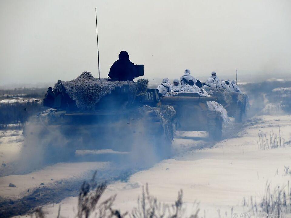 Weiterer Anlauf für Waffenruhe in der Ostukraine