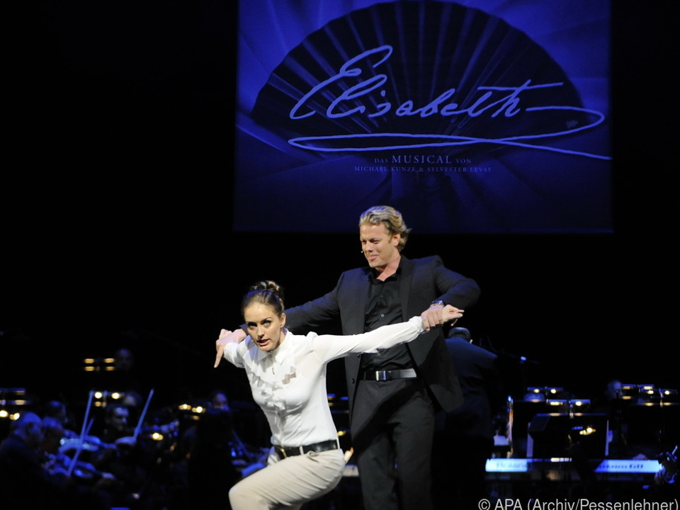 Zwei konzertante Aufführungen des Musicals \