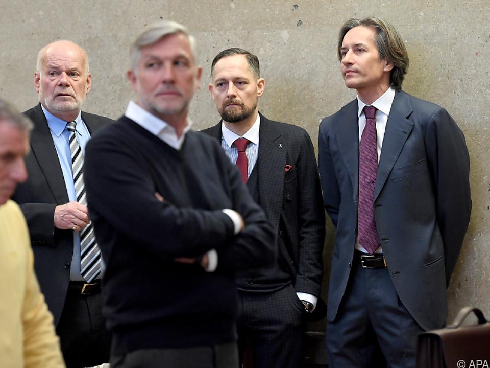 72. Verhandlungstag im Grasser-Prozess