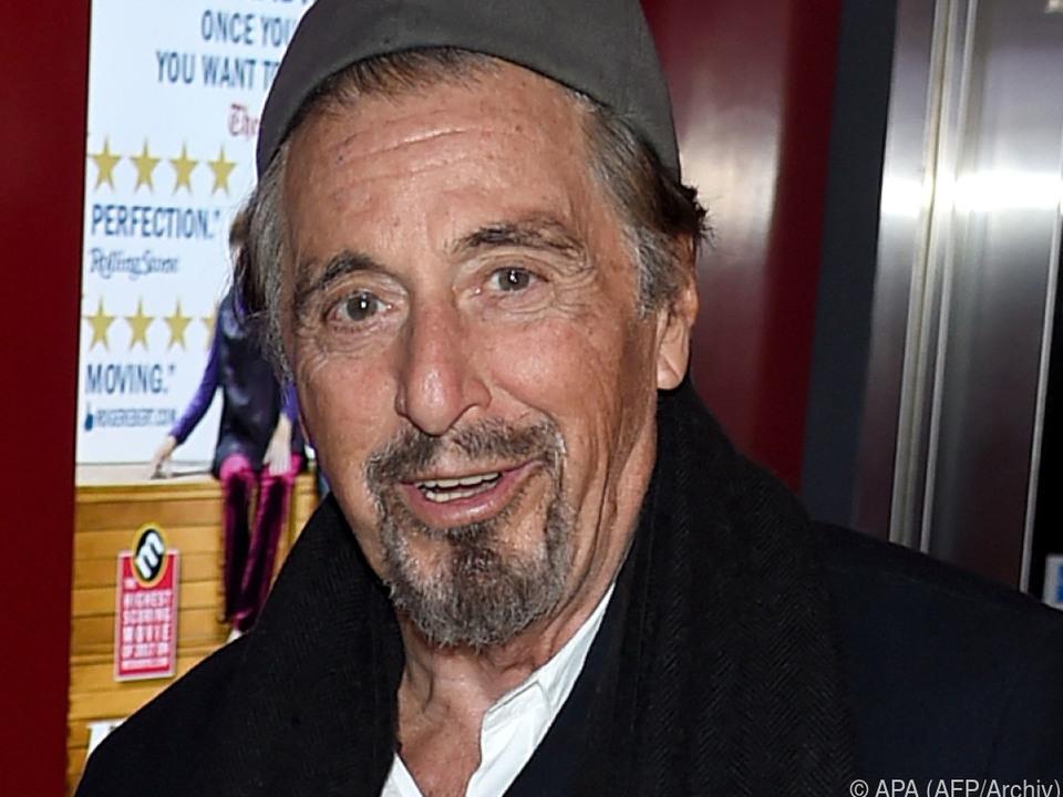 Al Pacino hat Hauptrolle im Auge