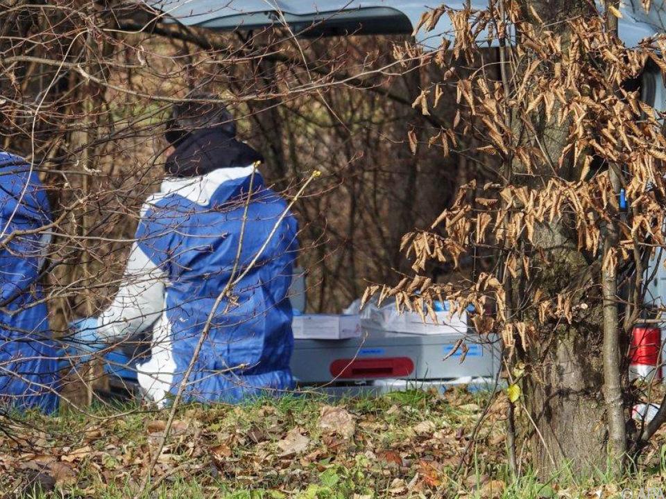 Am Sonntag wurde die Leiche der jungen Frau gefunden