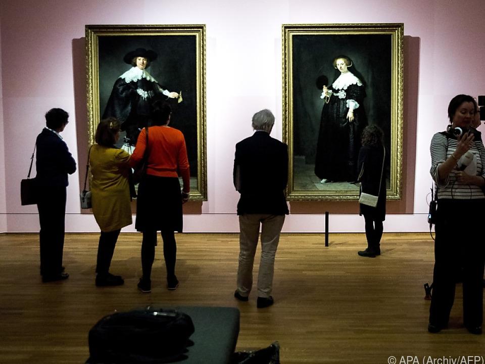 Amsterdamer Reichsmuseum zeigt seine Rembrandt-Sammlung