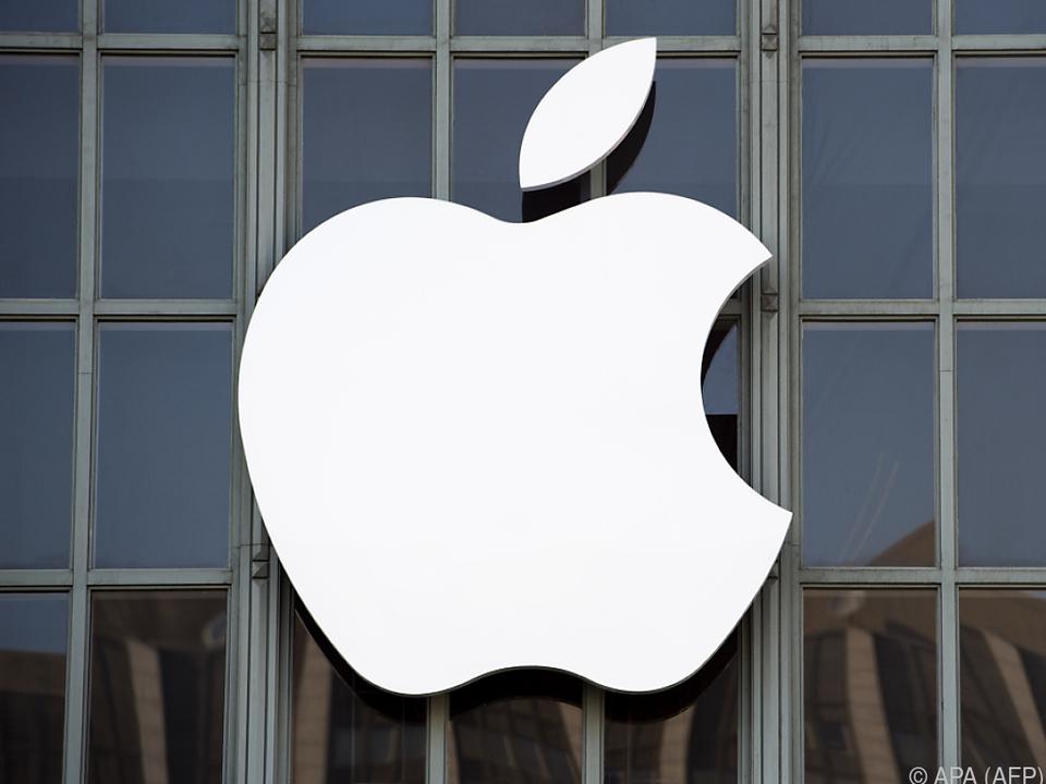 Apple geht auf Konkurrenz zu