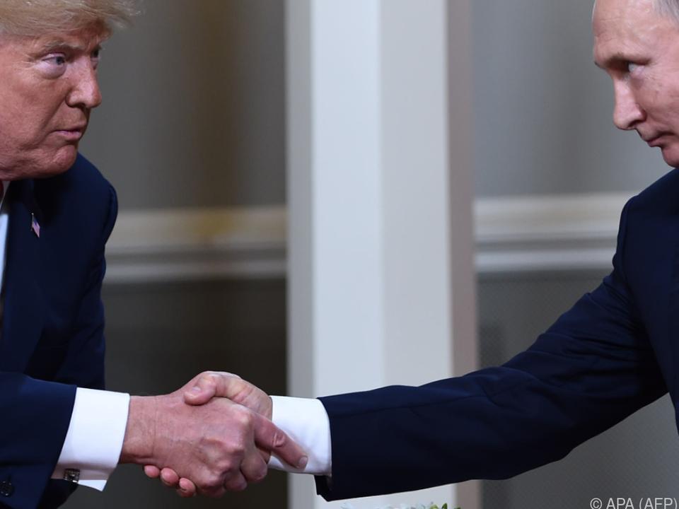 Arbeitete Trump wissentlich oder unwissentlich gegen US-Interessen?