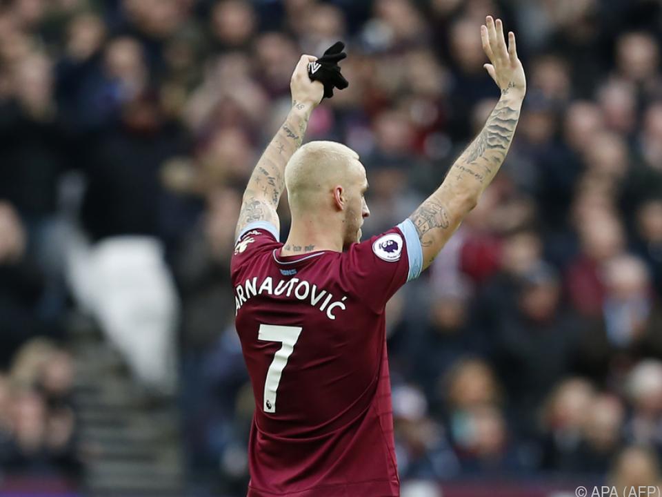 Arnautovic wird vorerst bei West Ham bleiben