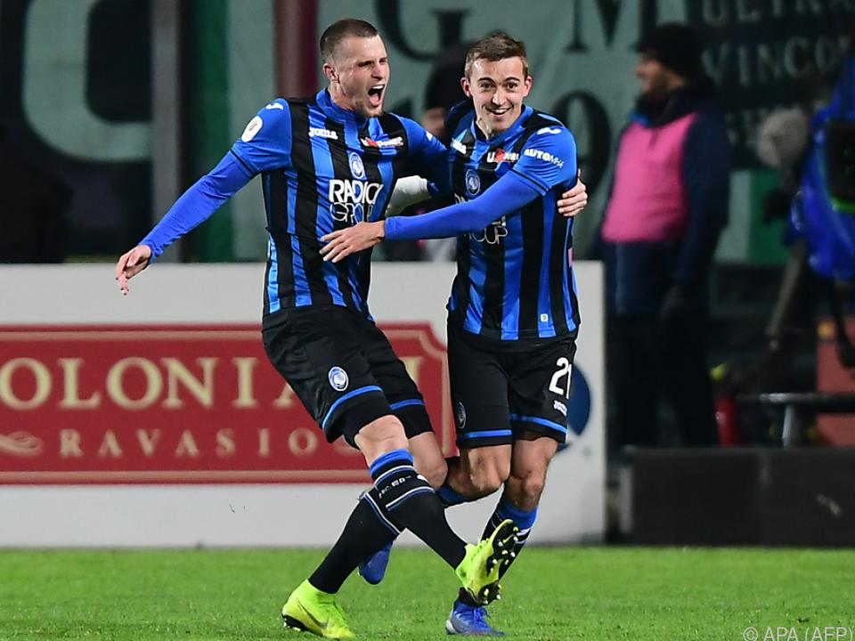 Atalanta tanzte Juve im Cup aus