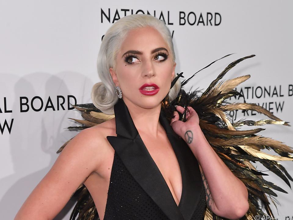 Auch Lady Gaga erlitt sexuellen Missbrauch
