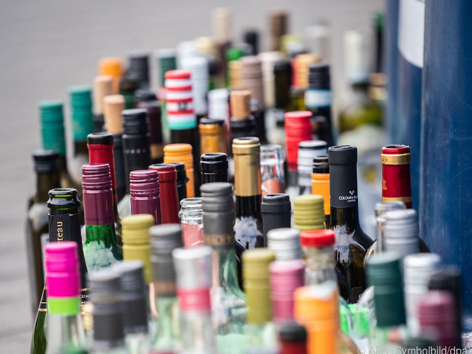 alkohol Auf jeden EU-Bürger entfallen rund 300 Euro Ausgaben für Alkohol