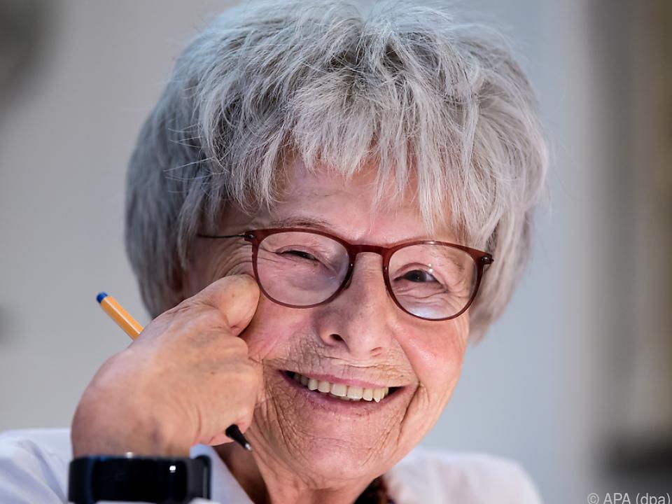 Autorin schrieb mehr als 30 Kinder- und Jugendbücher