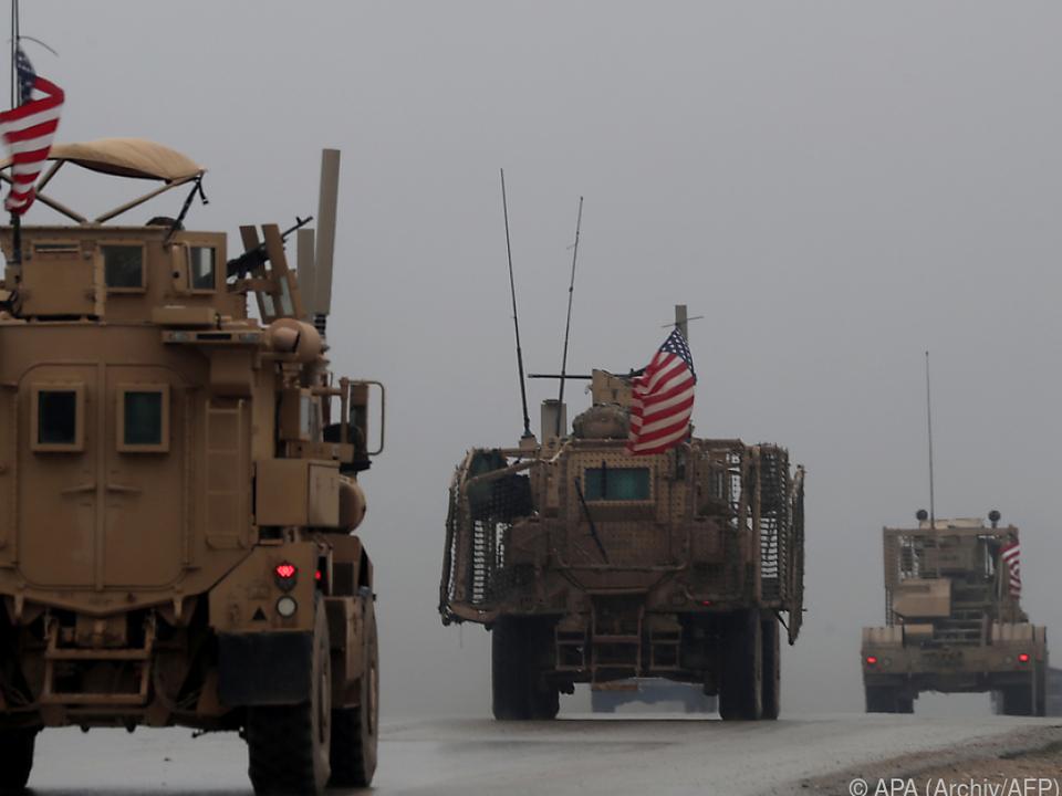 Beginn des US-Abzugs aus Syrien