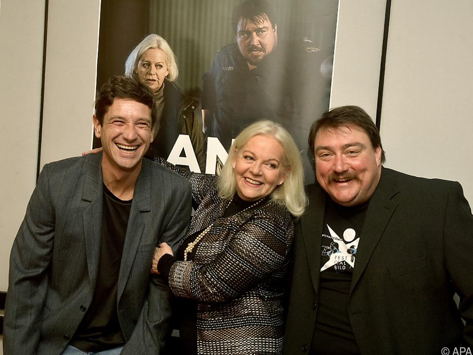 Brigitte Kren drehte unter der Regie ihres Sohnes Marvin Kren