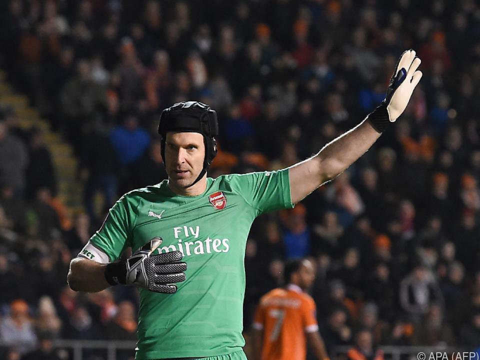 Cech hat alles erreicht