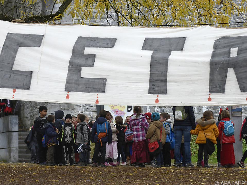 CETA-Schiedsgericht ist zulässig
