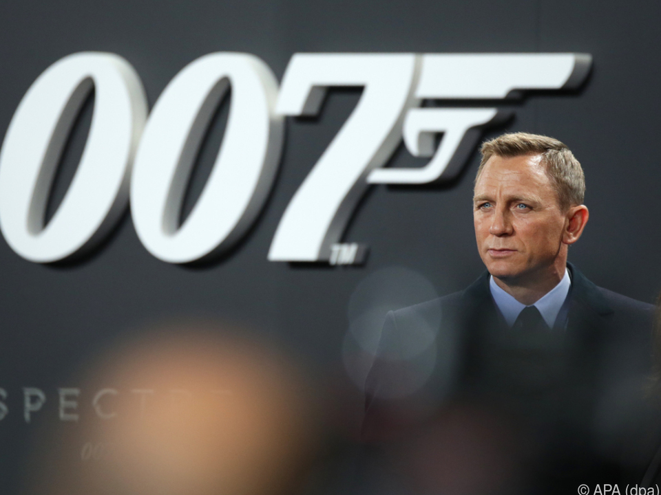 Daniel Craig dreht voraussichtlich seinen letzten \