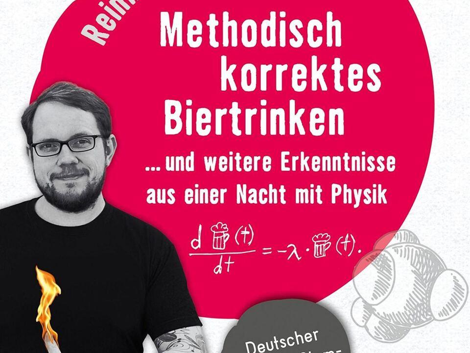 Das Cover des Buchs Methodisch korrektes biertrinken