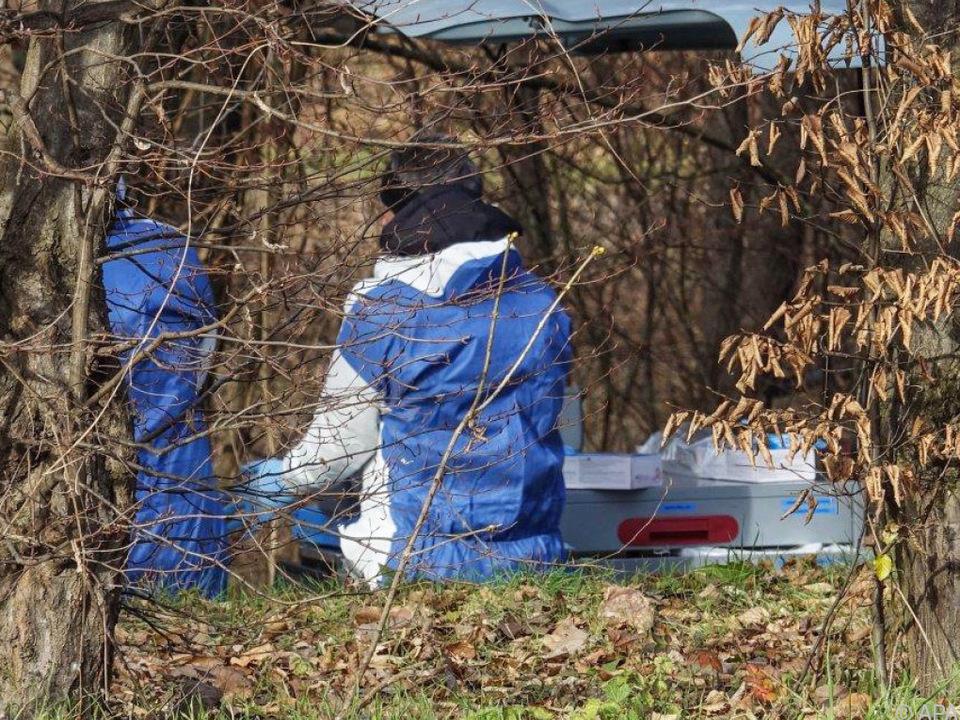 Das Mädchen wurde am Wochenende in Wiener Neustadt ermordet