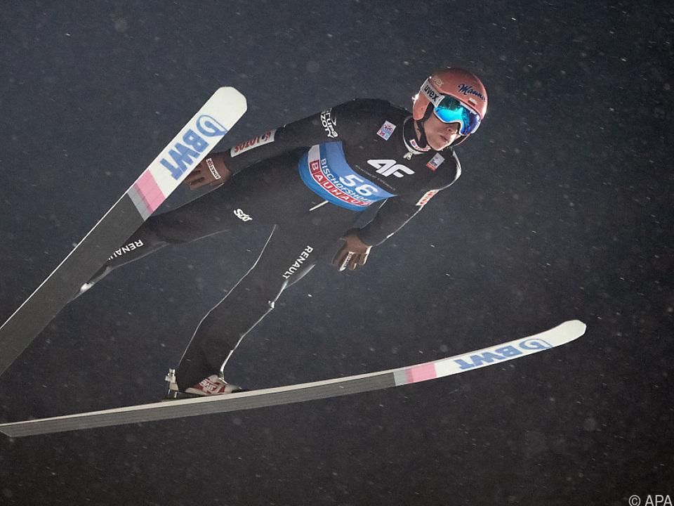 Dawid Kubacki gewann vor Stefan Kraft
