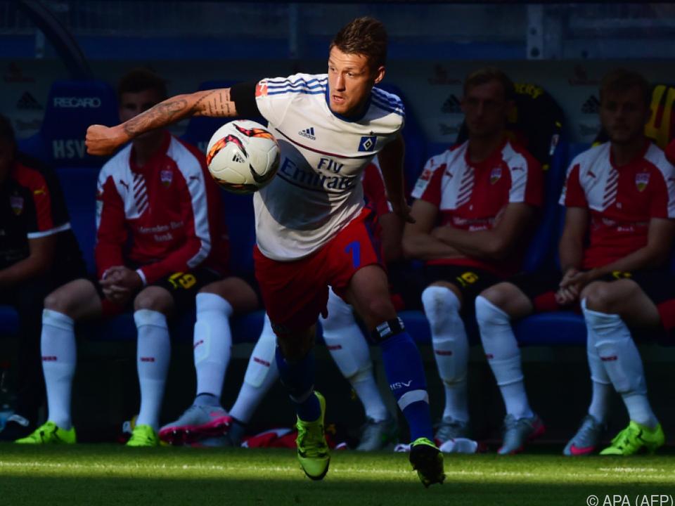 Der 1. FC Nürnberg verpflichtete Ivo Ilicevic