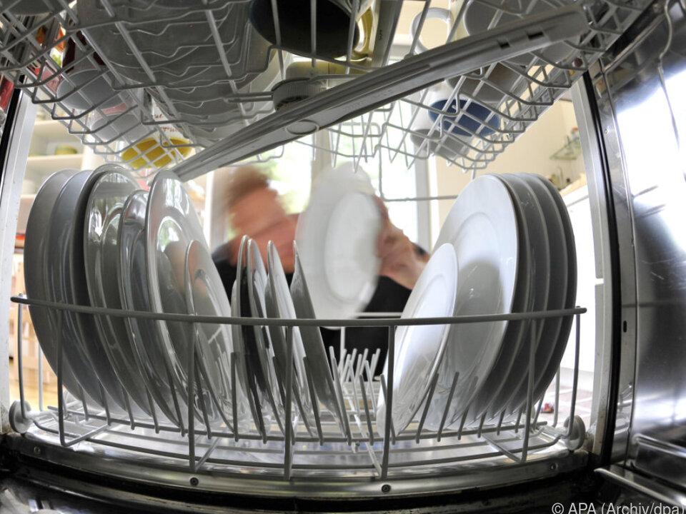 Der 26-Jährige nutzte die Spülmaschine anders als vorgesehen geschirrspülmaschine
