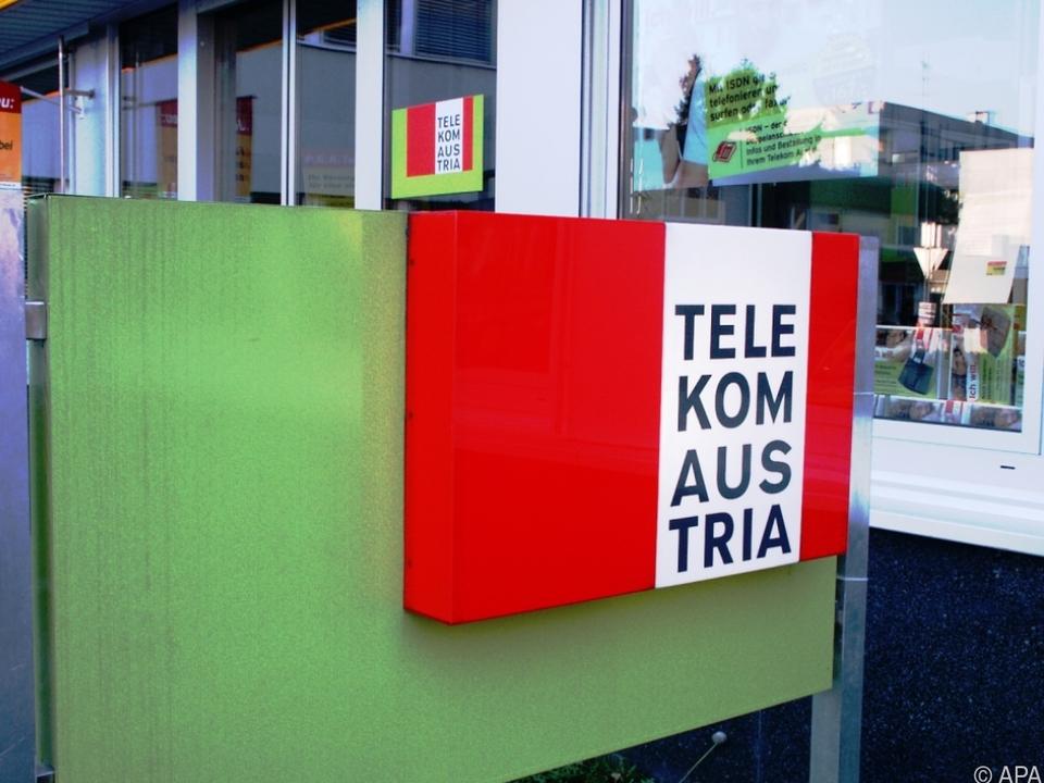 Der Telekom Austria steht ein Arbeitskampf bevor