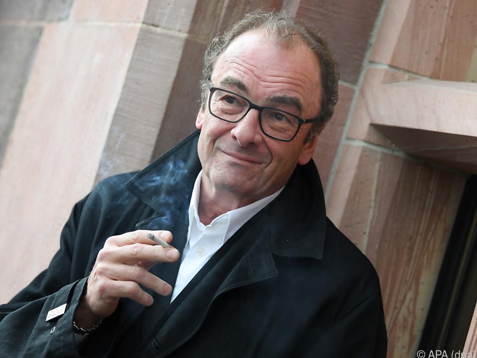 Der Wiener Autor Robert Menasse