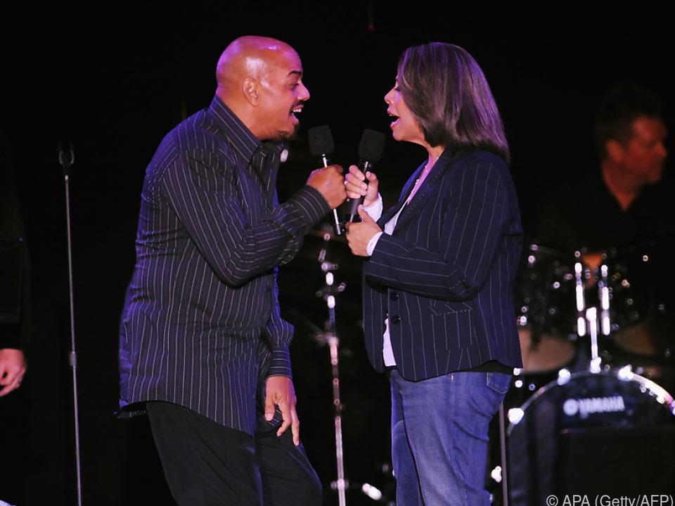 Der zweifache Grammy-Preisträger (hier mit Patti Austin) wurde 66 Jahre alt