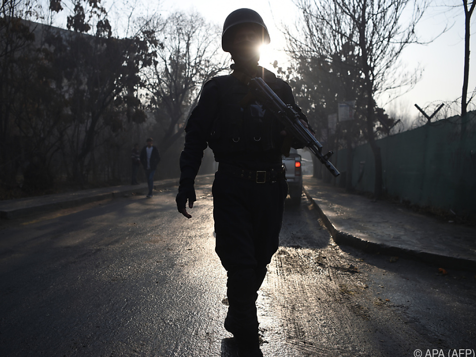 Die Lage in Afghanistan bleibt angespannt