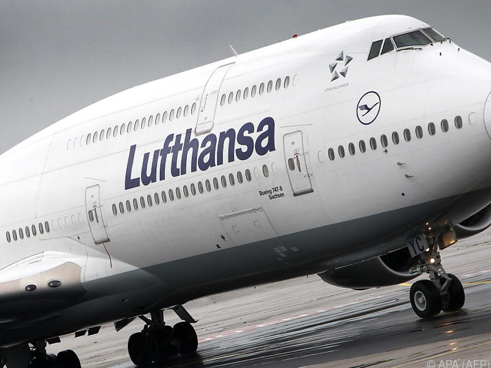 Die Lufthansa Group beschäftigt rund 135.000 Mitarbeiter