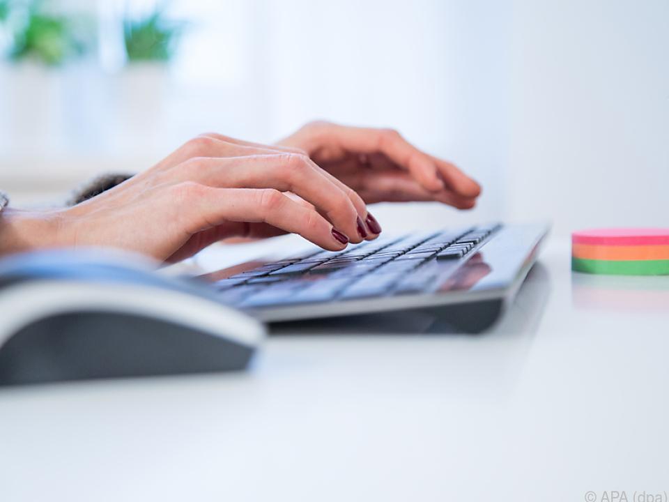 Die richtige Tastatur erleichtert die Arbeit