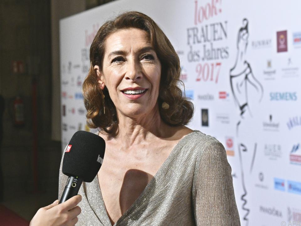 Die Schauspielerin wird 60 Jahre alt