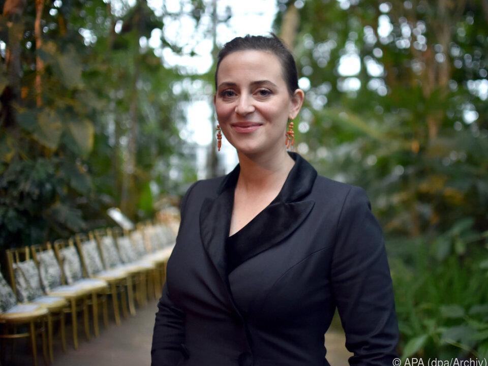 Die Steirerin Lena Hoschek zieht wieder modeinteressiertes Publikum an