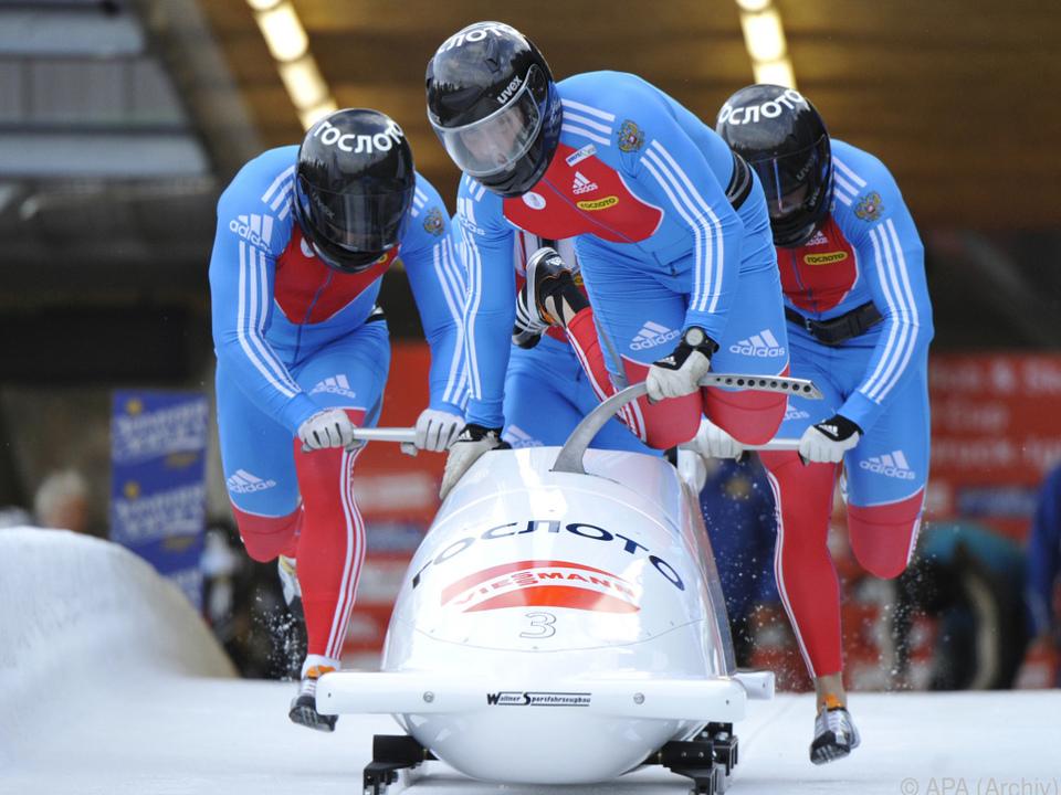 Doppel-Olympiasieger von 2014 nun gesperrt
